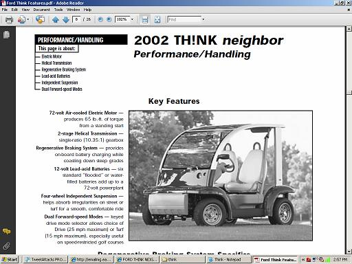 Think_Features 2002 ford think neighbor the best nev around 2002 ford think neighbor wiring diagram at gsmx.co